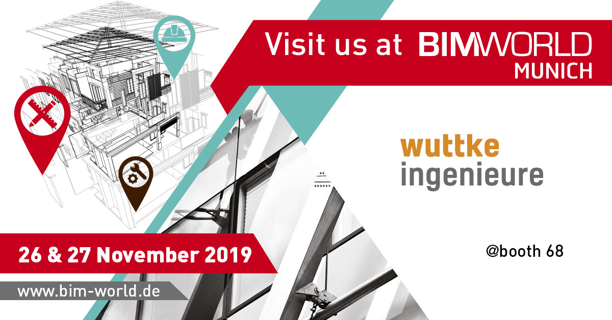 Free tickets to the BIM World in Munich!